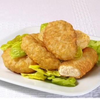 Nuggets de pollastre sense gluten