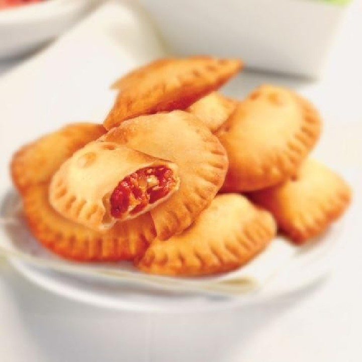 Mini empanadillas de atún