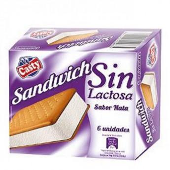 Sandvitx nata sense lactosa