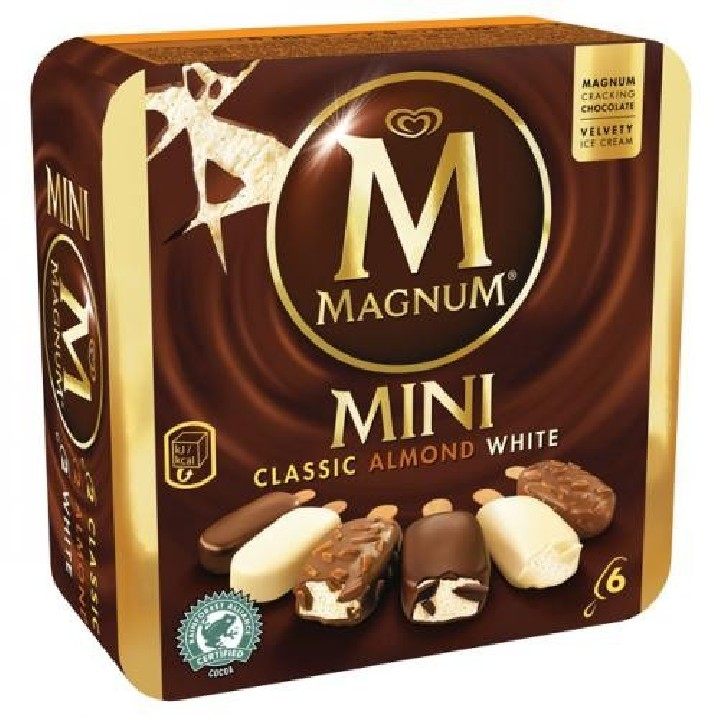 Assortiment mini Magnum Frigo