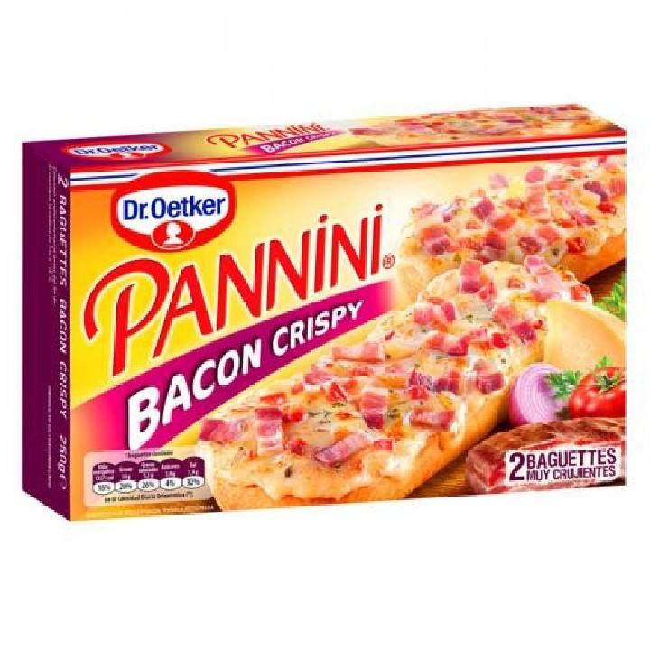 Pannini bacon crispy Dr. Oetker
