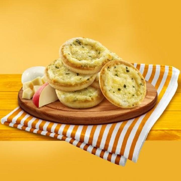 Pizzicatos 3 quesos