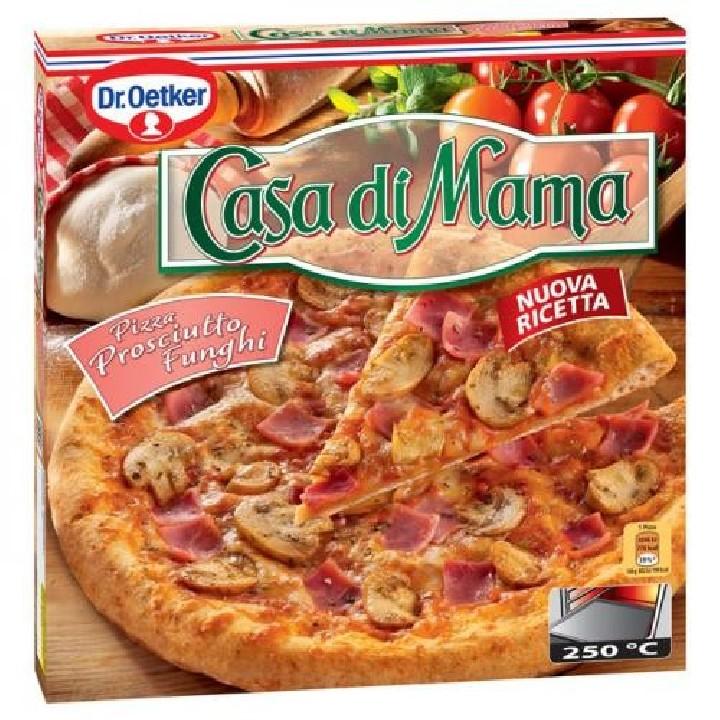 Pizza Casa Di Mama pernil/xamp. Dr.Oetker