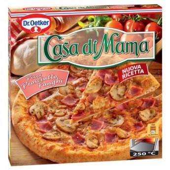 Pizza Casa Di Mama jamón/champ. Dr.Oetker