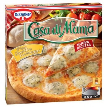 Pizza Casa Di Mama 4 formatges Dr.Oetker