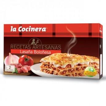 Lasanya bolonyesa La Cocinera
