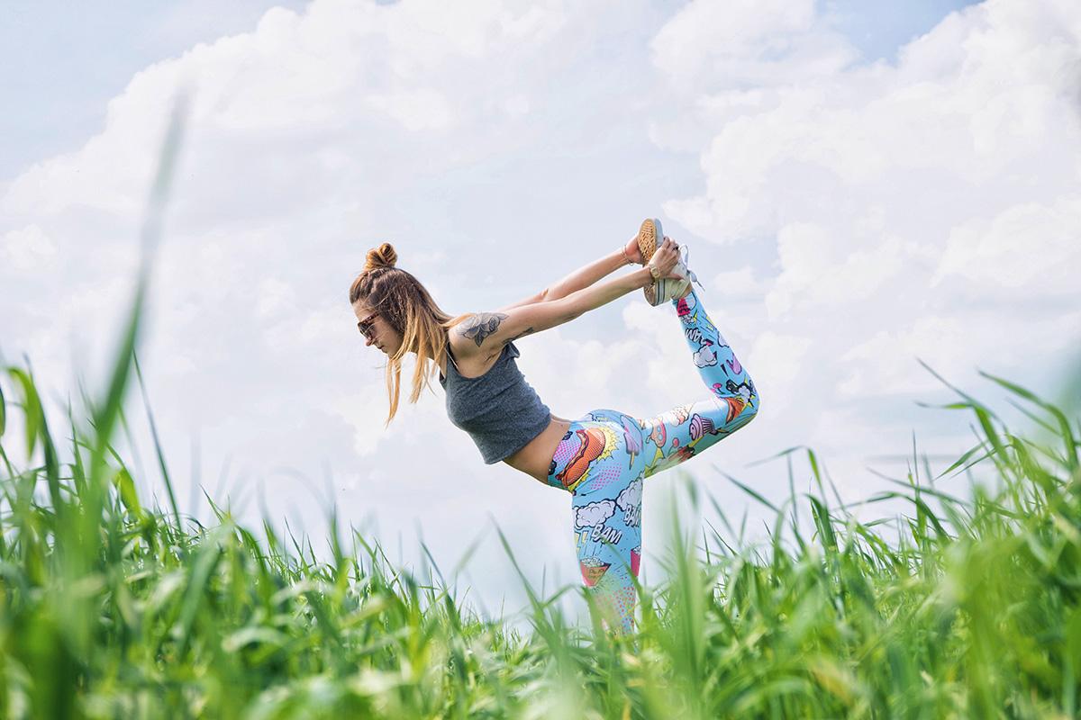 És important fer exercicis d'escalfament abans de qualsevol activitat.