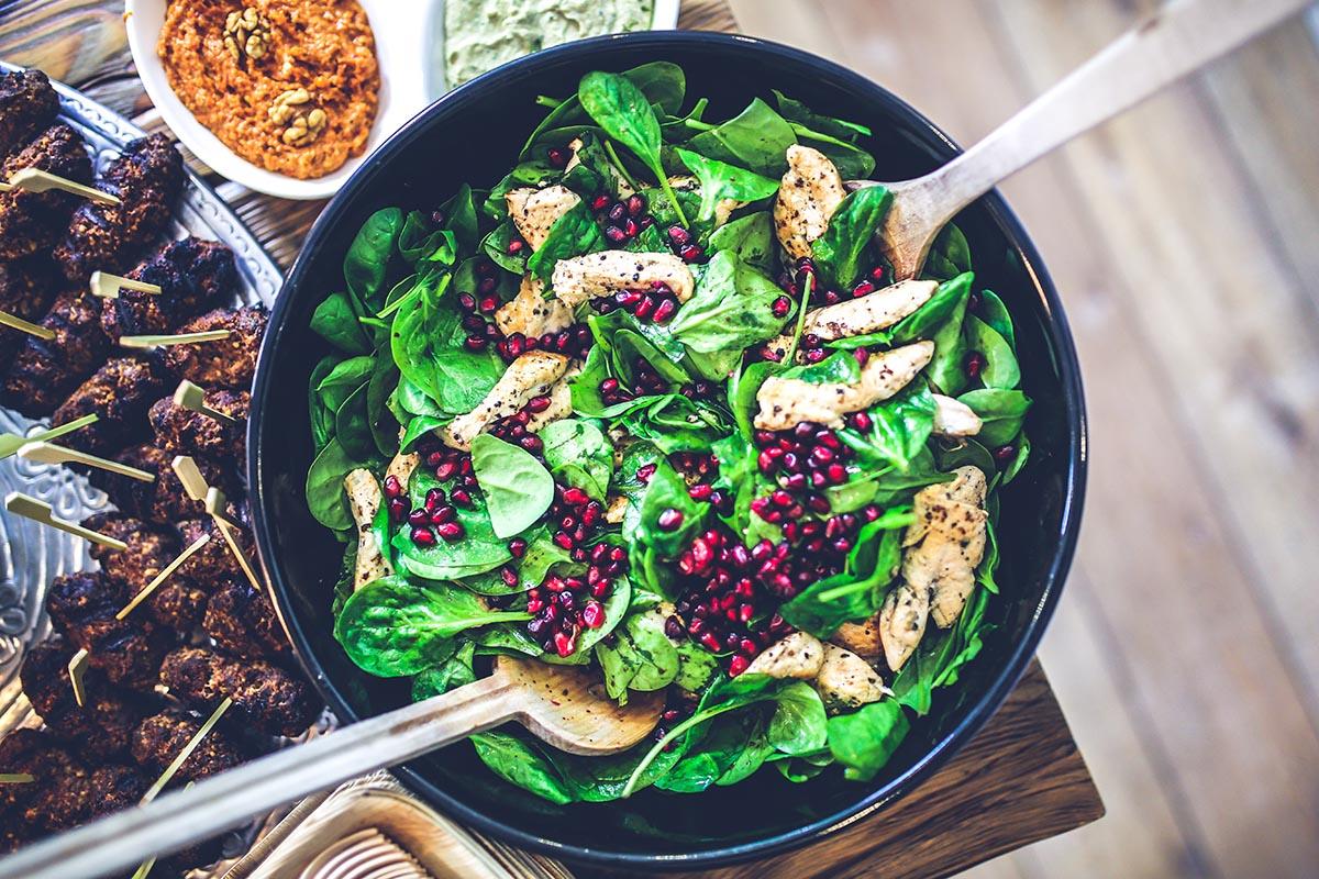 Por su alto contenido en hierro, las verduras son una gran alternativa para combatir y prevenir la fatiga, el cansancio y la anemia.