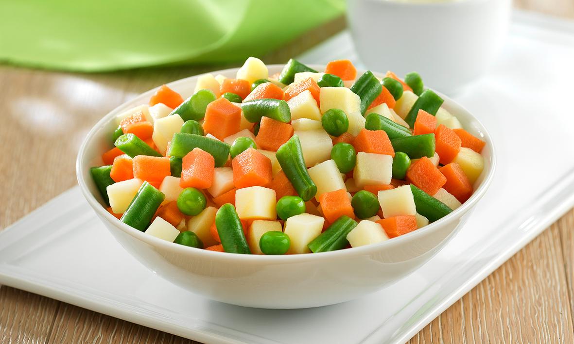 A La Sirena trobaràs una àmplia varietat de verdures de la millor qualitat