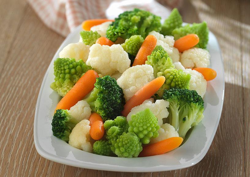Se recomienda el consumo de 5 raciones de fruta y verdura diarias.