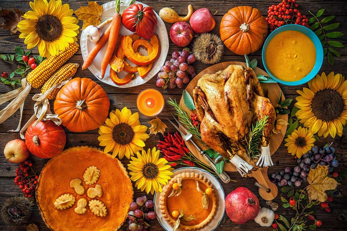 Prepara la despensa perfecta para el otoño.
