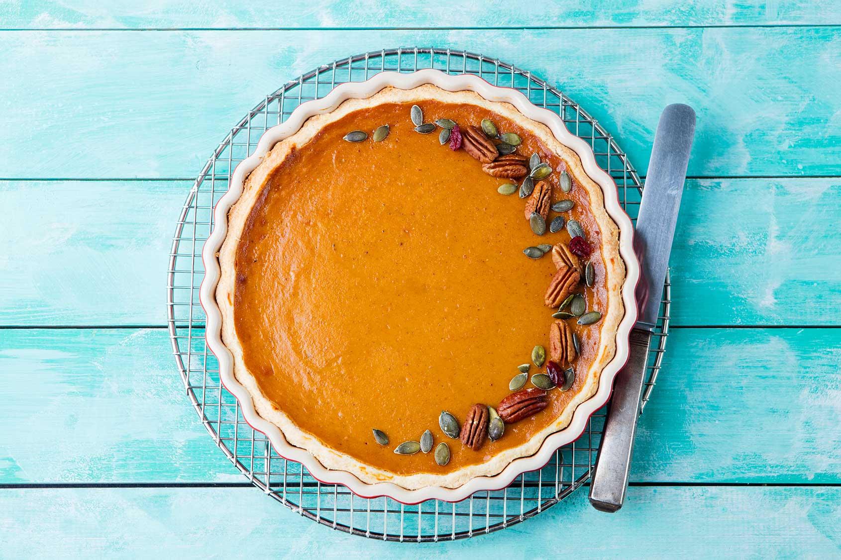 Los pasteles y tartas también vuelven con mucha fuerza en otoño.