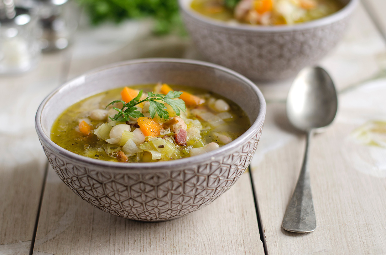 Las verduras congeladas son una pieza clave en la nutrición de las personas.