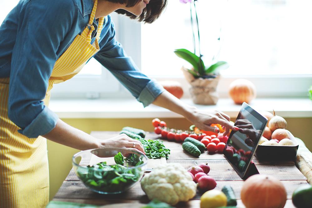 Cuinar amb verdures congelades t'estalviarà temps i esforç!