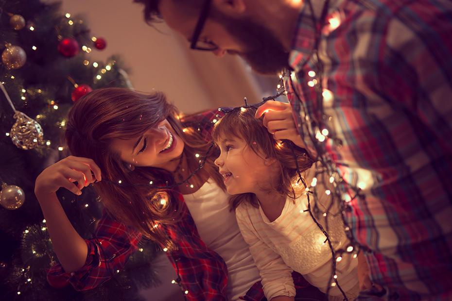 Tendencias Para Decorar Tu árbol De Navidad La Sirena Te