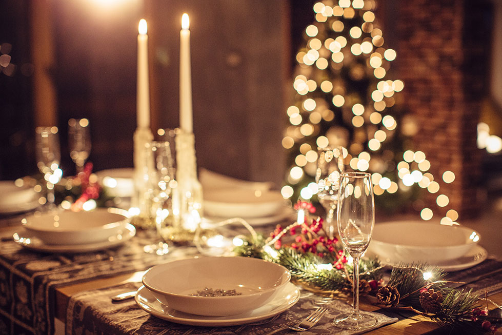 Escoge tu menú perfecto para deleitar a tus invitados estas Navidades.