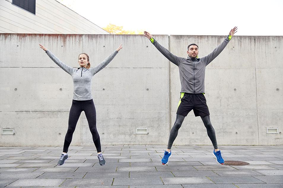 Atrévete y pon tu cuerpo en forma con estos ejercicios.