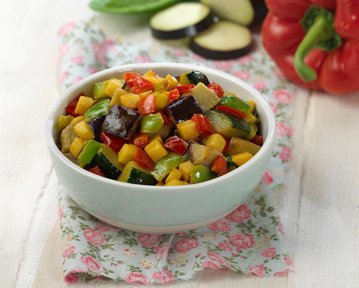 Otorga a las verduras todo el protagonismo en tus preparaciones.