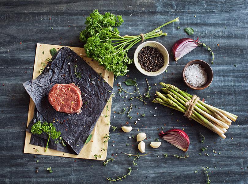 El filet de carn és un dels àpats que pots incorporar en la teva dieta paleo.