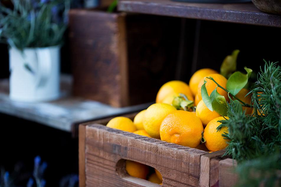 El limón es una de las frutas más saludables que hay.