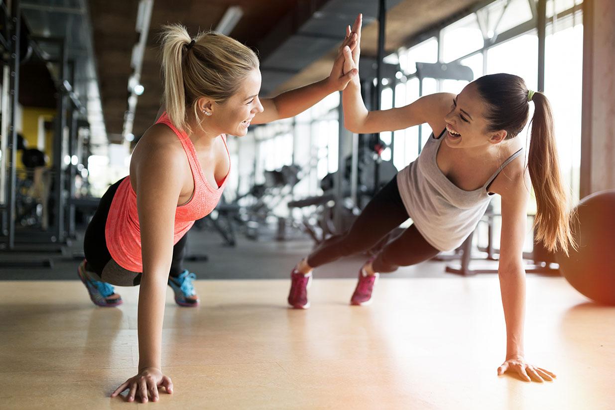 La dieta paleo es ideal para tener más energía a la hora de hacer deporte.