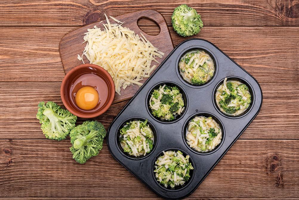 ¡Inspírate con estas ideas para cocinar con brócoli!