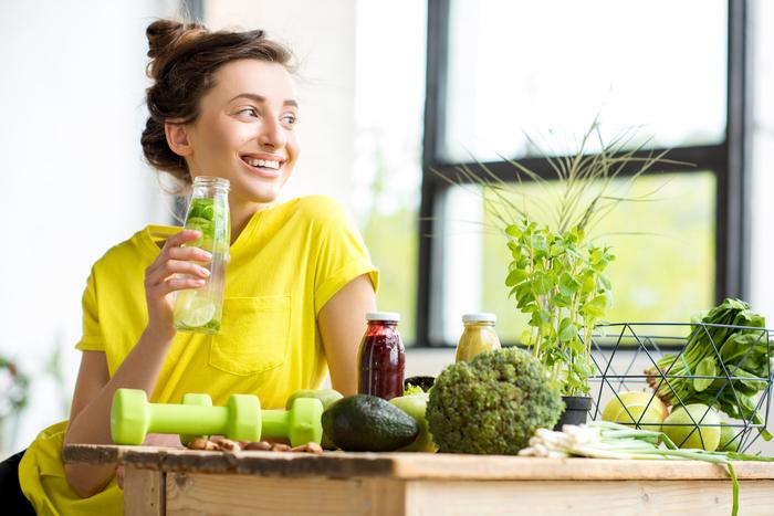 Consigue un sistema inmunológico fuerte y saludable.