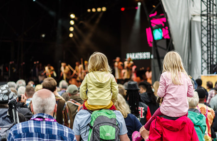 festivales family friendly