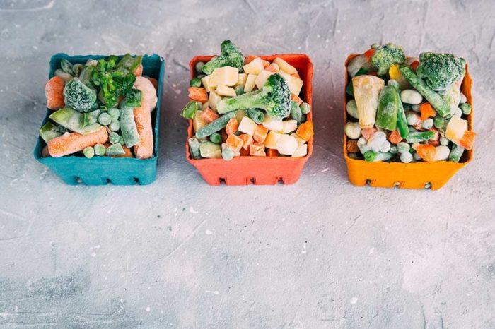 Verduras Congeladas La Sirena