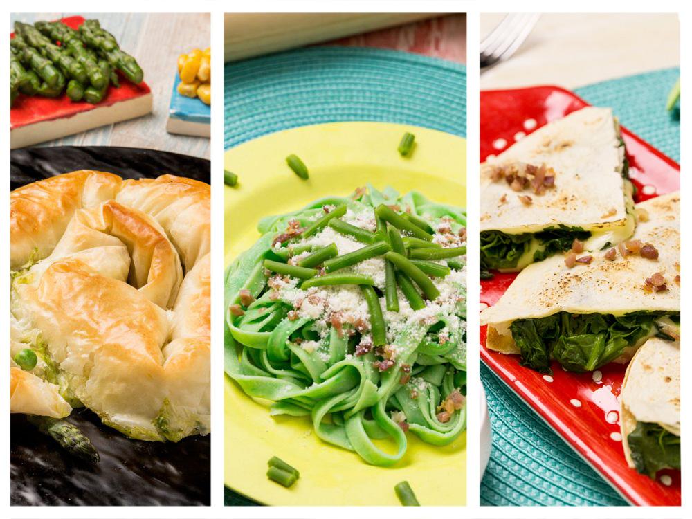 T'esperen unes receptes molt divertides i nutritives!