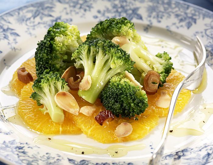 Benefíciate de todas las propiedades del brócoli en tus platos.