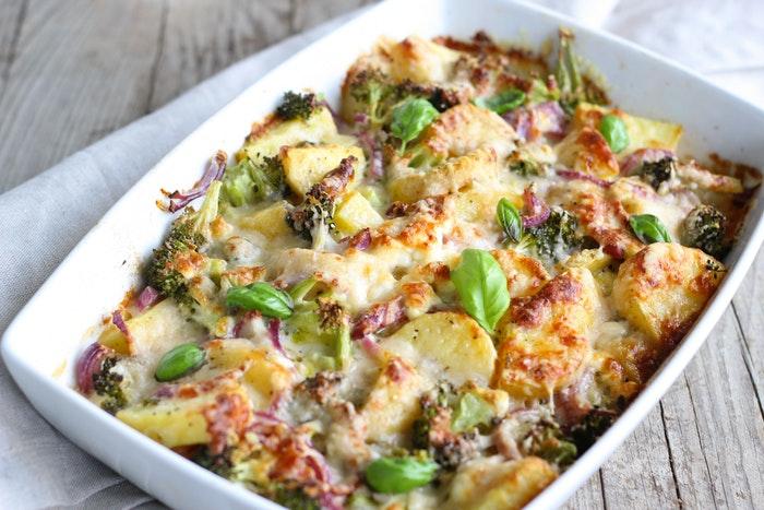 ¿Has preparado alguna vez el brócoli gratinado en el horno?