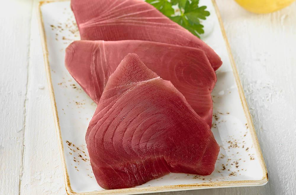 Un atún adulto puede llegar a pesar hasta 200 kilos.
