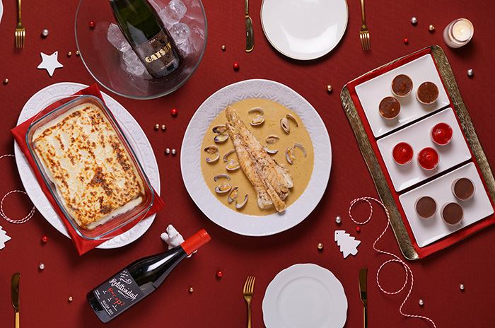 ¡En la Sirena te esperan muchas ideas de platos que harán las delicias de tus comensales!