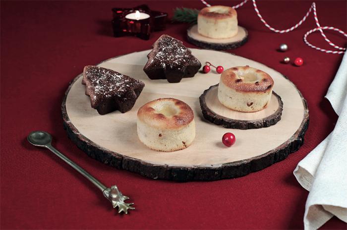 Te presentamos las novedades en postres helados para estas navidades.