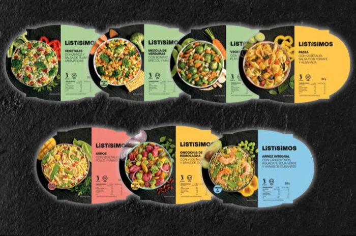 ¡Disfruta de unos platos completos con Listísimos!