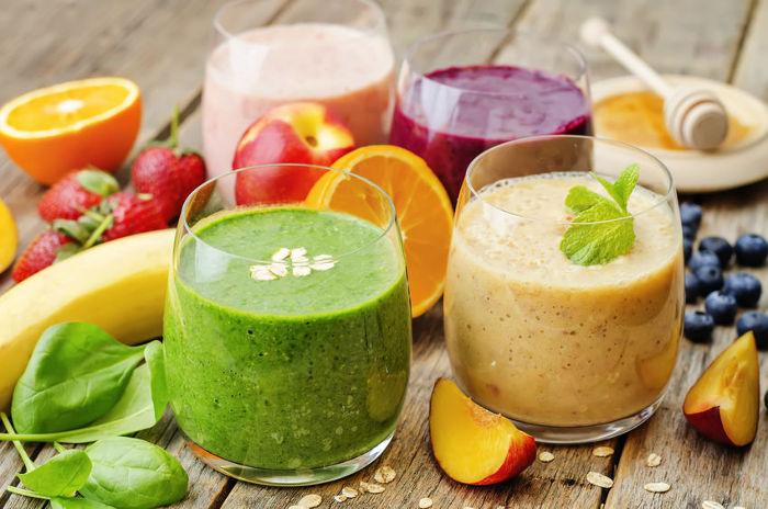 ¡Disfruta de los smoothies más fáciles de preparar!